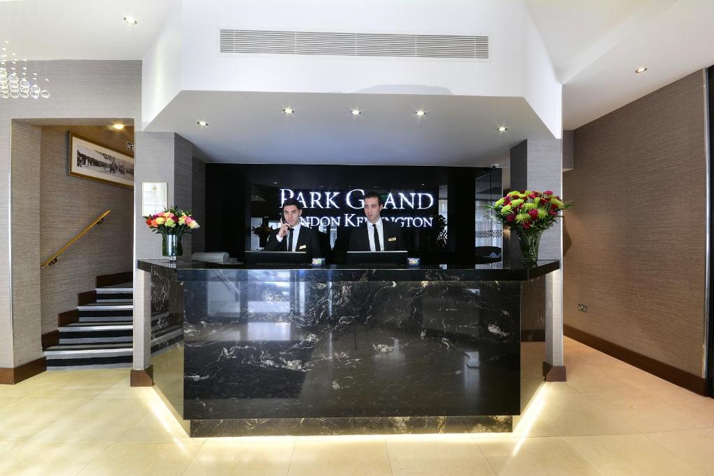 Park Grand London Kensington - Laterooms