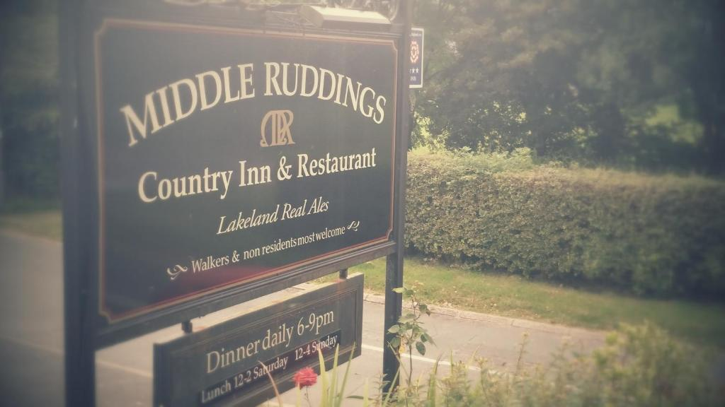 Middle Ruddings Country Inn - Laterooms