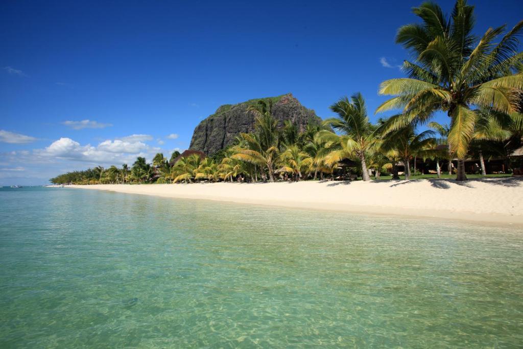 ホテルの敷地内または近くにあるビーチ