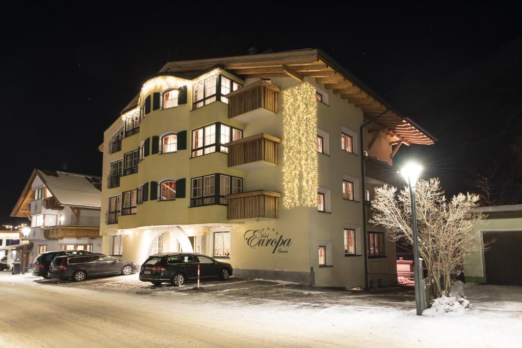 Hotel Garni Europa Sankt Anton am Arlberg, Austria