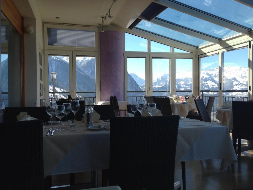 Ресторан / где поесть в Hotel Restaurant Kulm