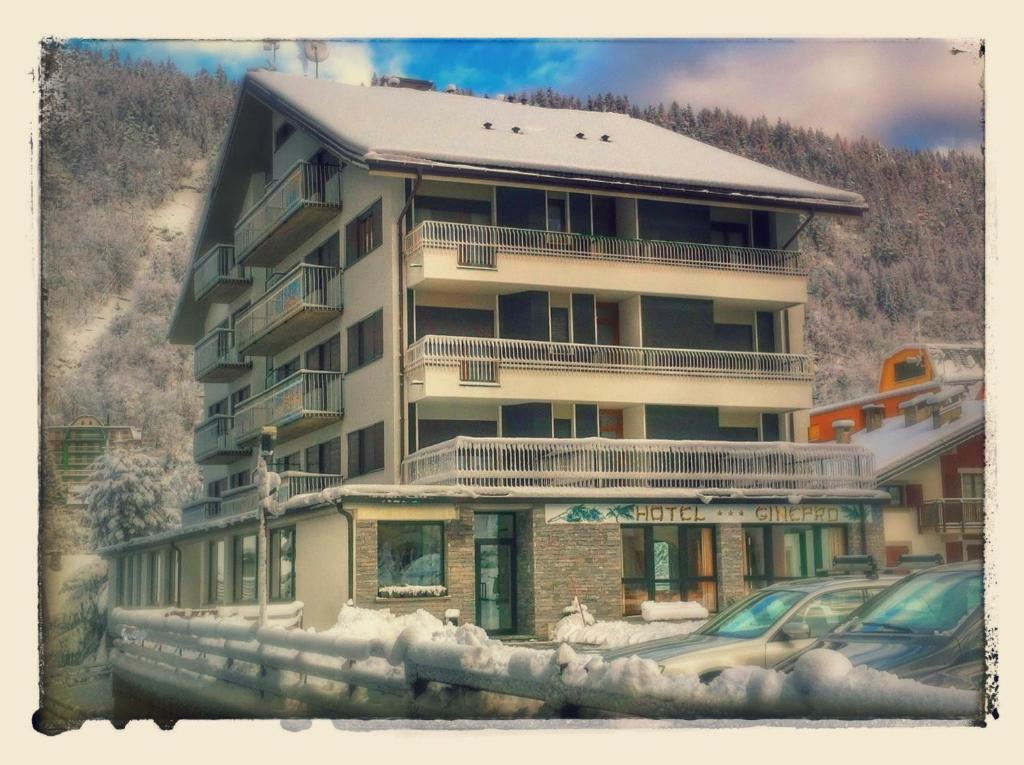 Hotel Ginepro Aprica, Italy
