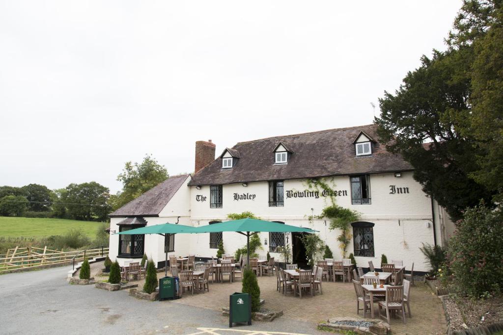 Hadley Bowling Green Inn - Laterooms