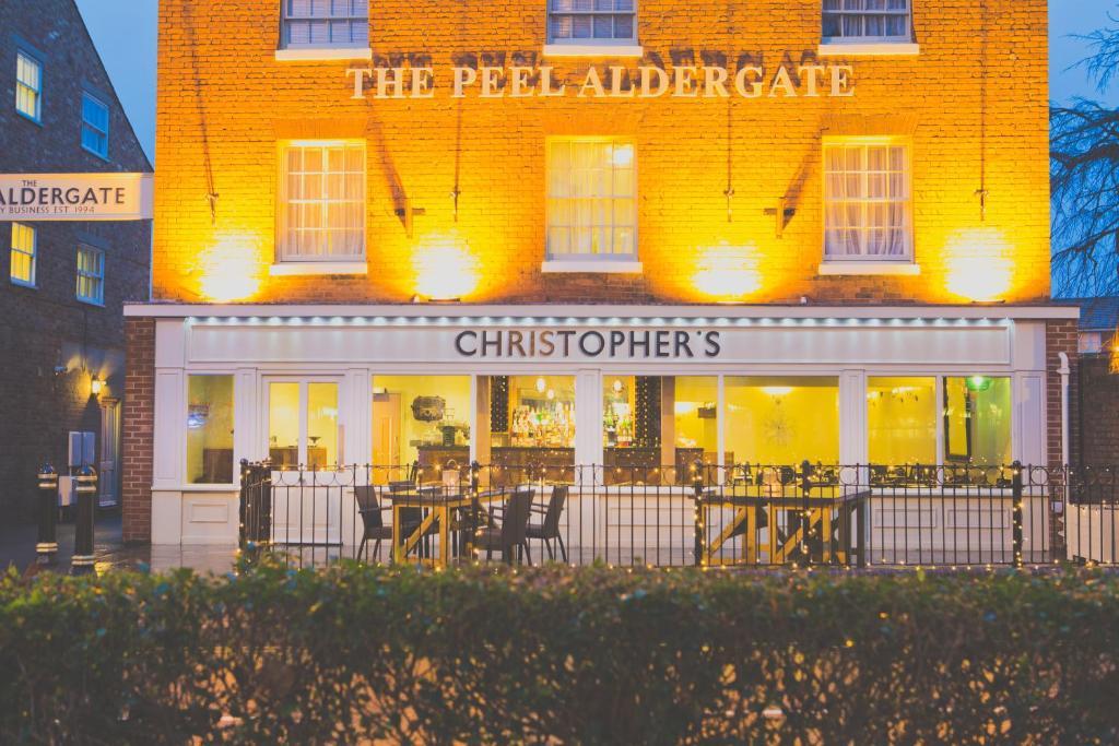 The Peel Aldergate - Laterooms
