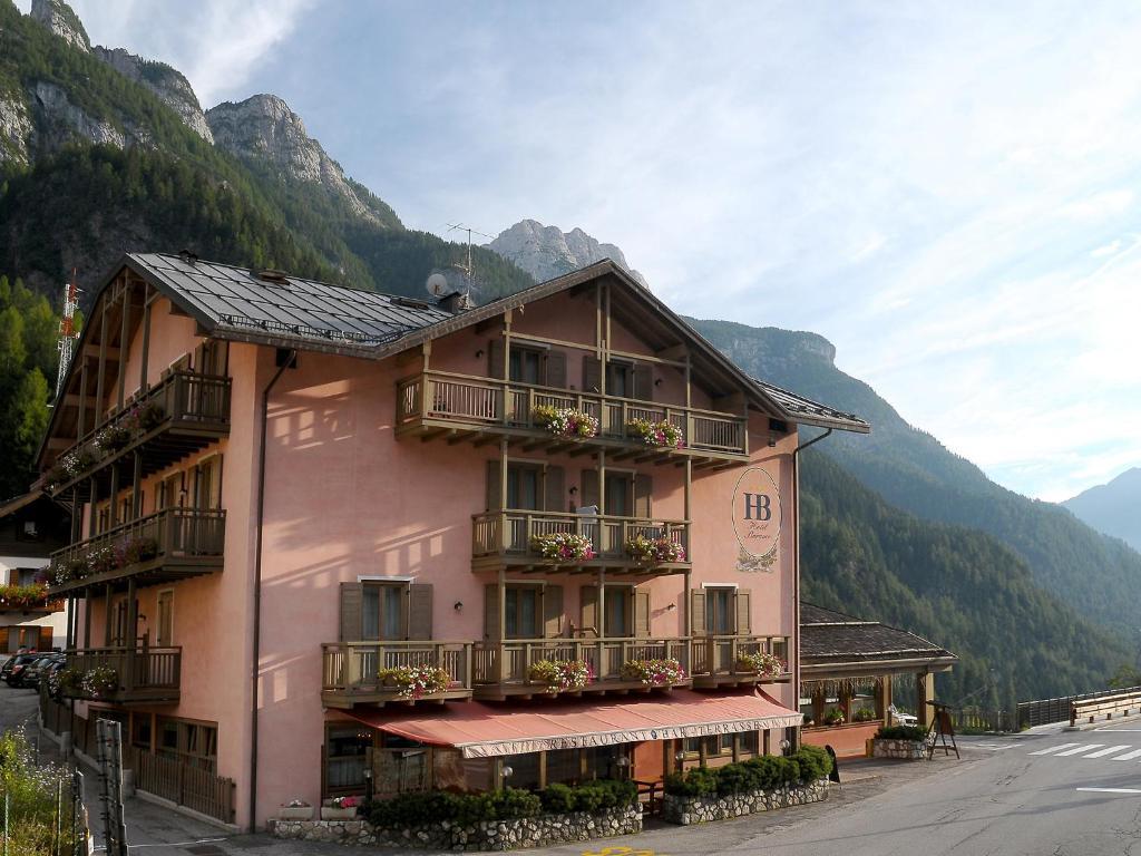 Hotel Barance Alleghe, Italy