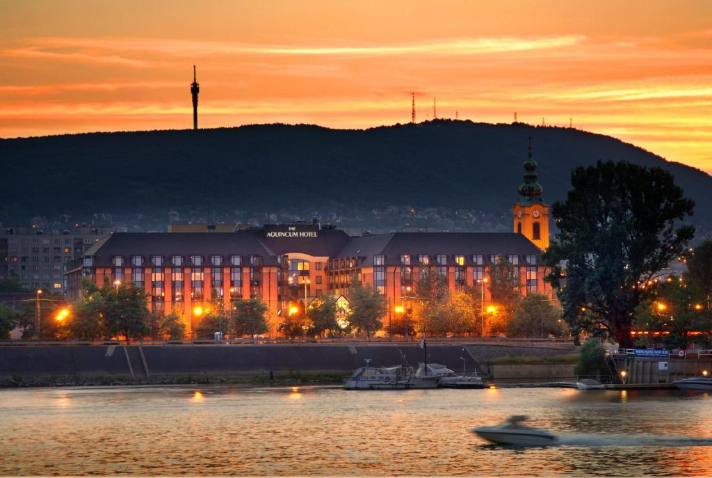 The Aquincum Hotel Budapest Budapest, Hungary