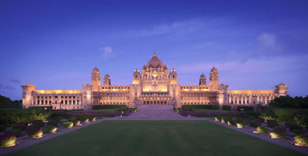 ★★★★★ Umaid Bhawan Palace Jodhpur, Jodhpur, India