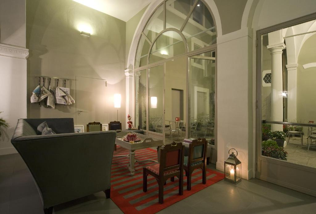 Hotel Rosso23 Florence, Italy