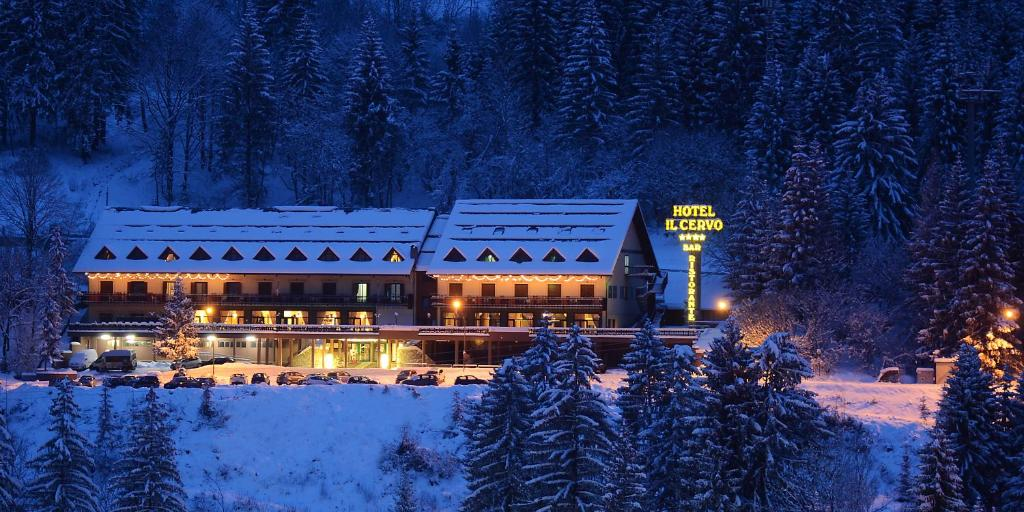 Hotel Il Cervo SPA & Wellness Tarvisio, Italy