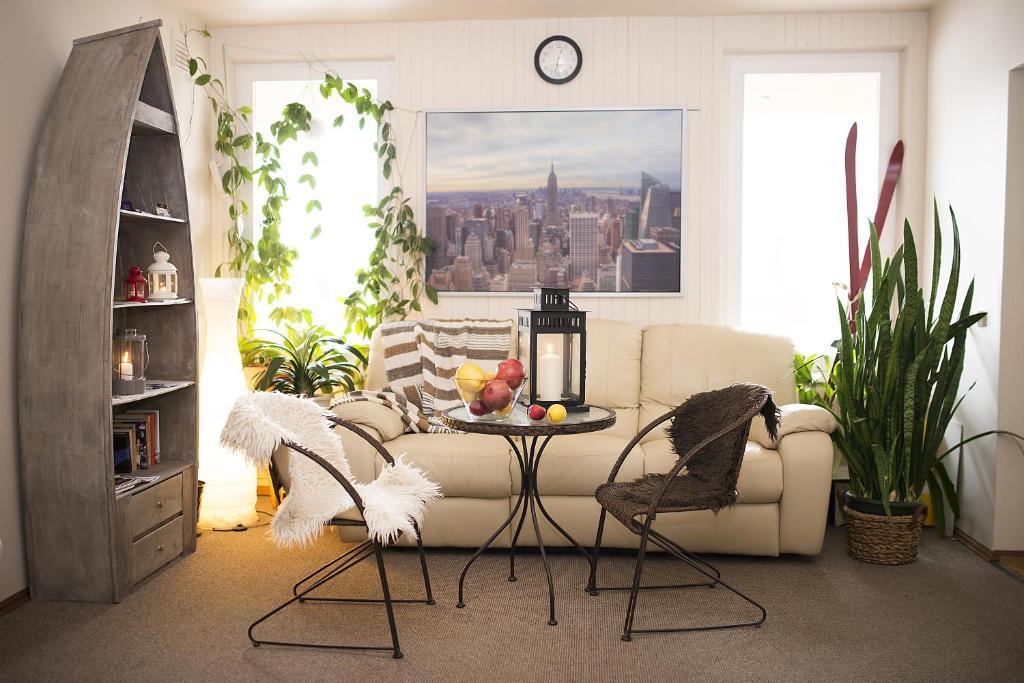 Posedenie v ubytovaní Guest House Drusva