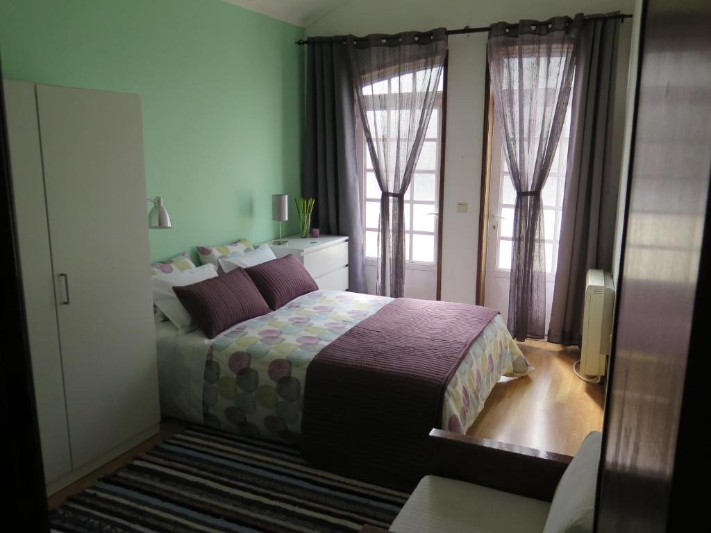 A room at Aveiro Luz