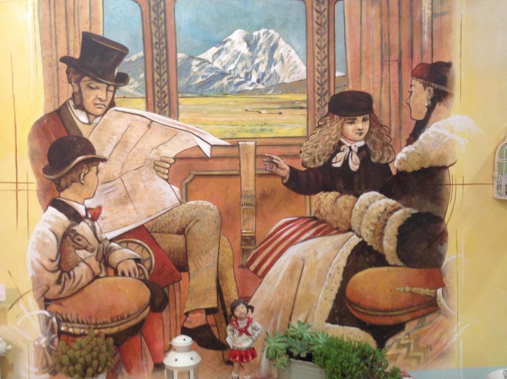 Hotel Porta Rivera LAquila, Italy