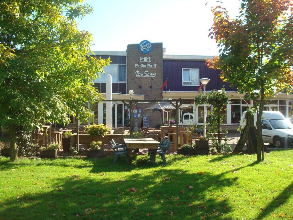 Hotel van Saaze Kraggenburg, Netherlands