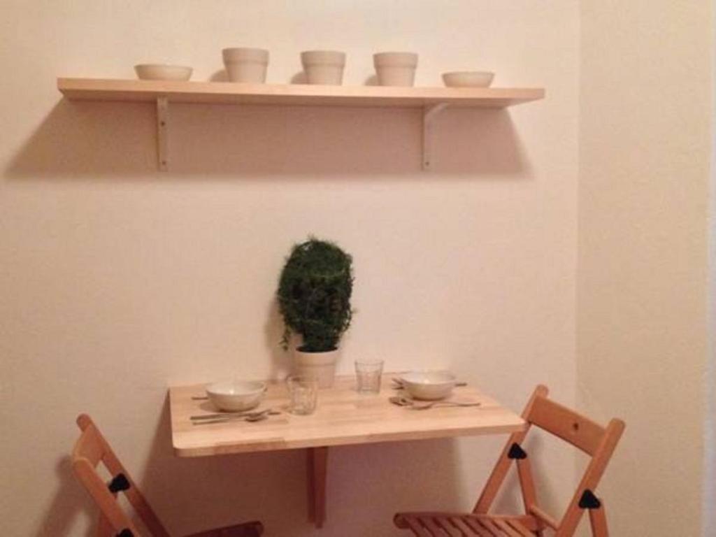 A kitchen or kitchenette at Madesimo Centro