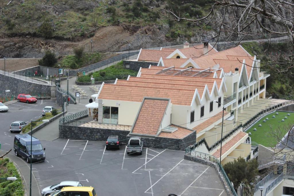A bird's-eye view of Eira do Serrado - Hotel & Spa