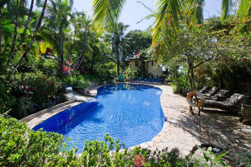 The swimming pool at or near Hotel Villas Nicolas - Adults Only