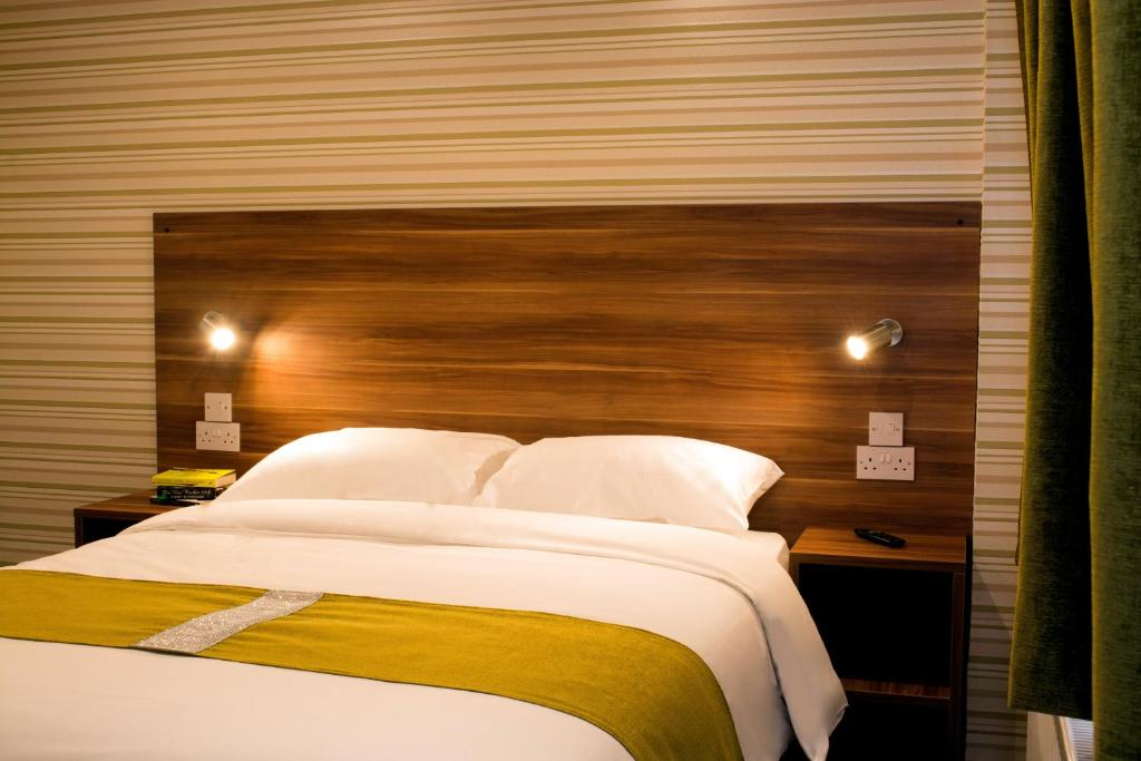 Helix Hotel - Laterooms