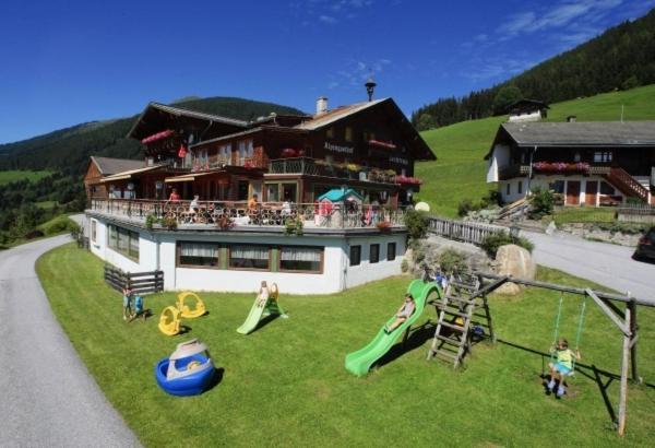 Alpengasthof Rechtegg Neukirchen am Grossvenediger, Austria