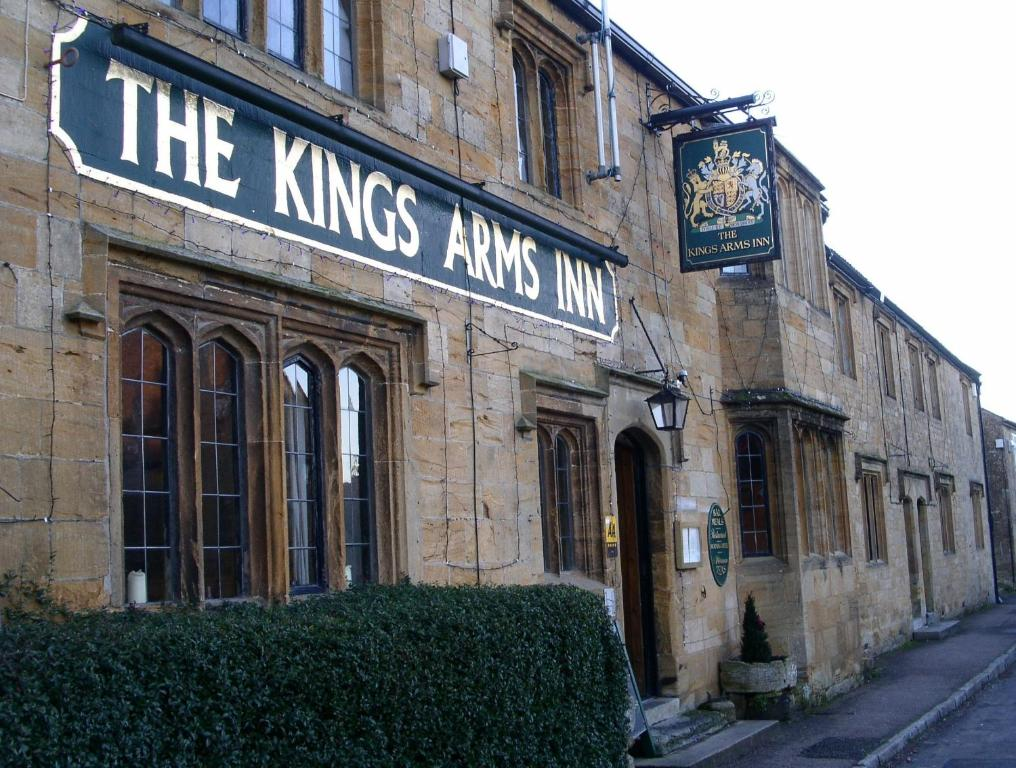 The Kings Arms Inn - Laterooms