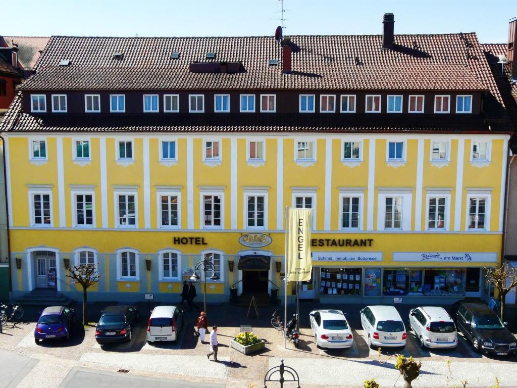 Hotel Engel Langenargen, Germany