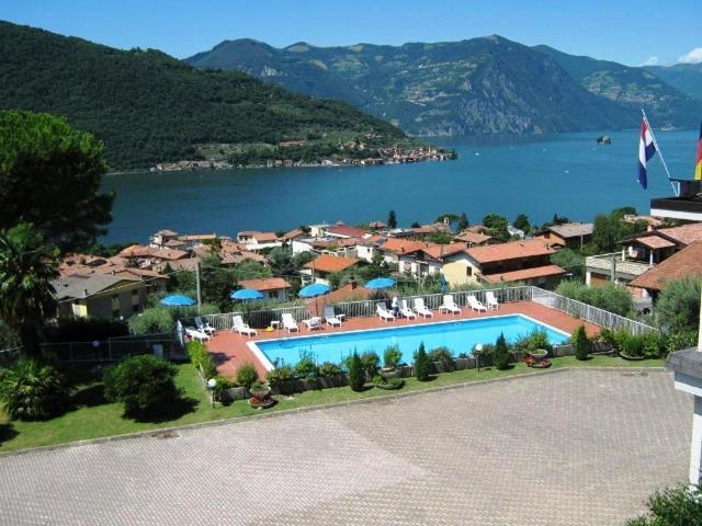 Hotel Rotelli Sale Marasino, Italy