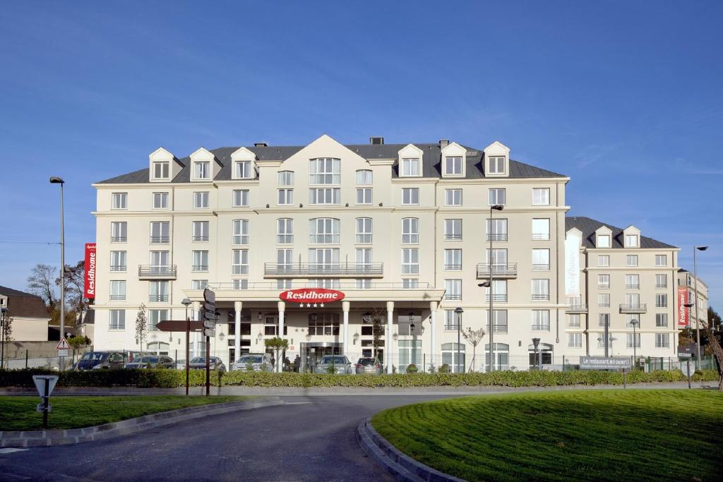 Residhome Roissy-Park - Laterooms
