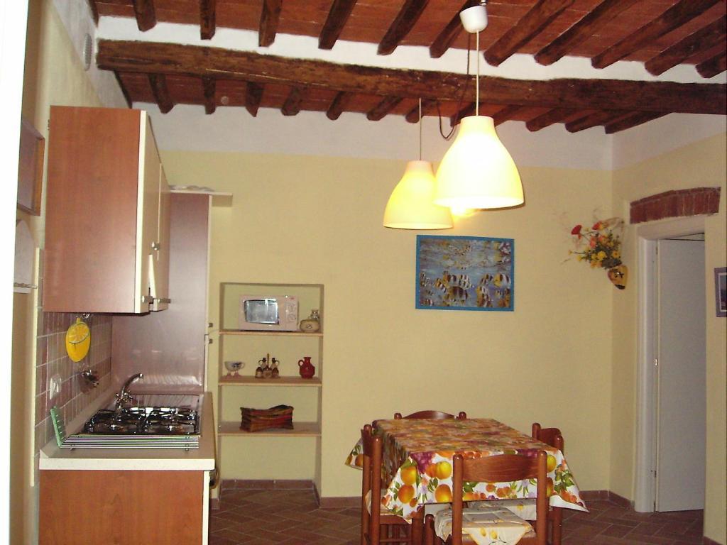 Cucina o angolo cottura di Appartamenti Rio Marina