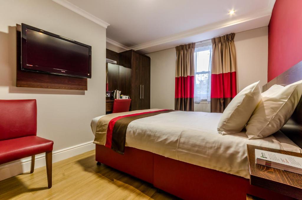 Royal Cambridge Hotel - Laterooms