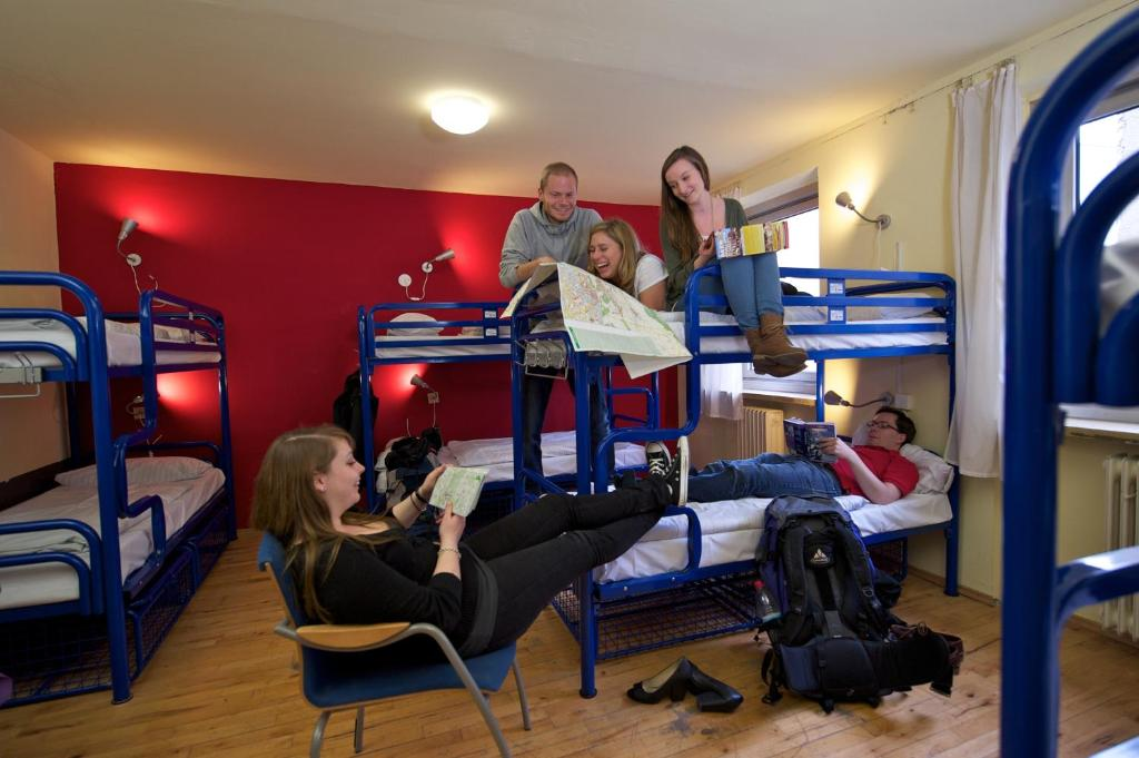 The 4You Hostel & Hotel Munich - Laterooms
