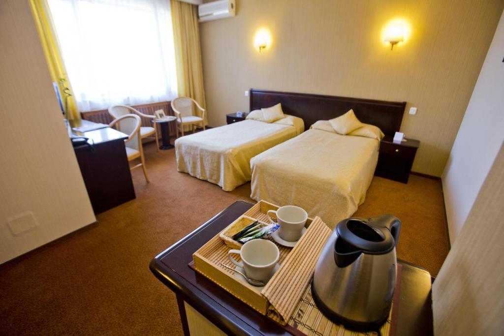Hotel Dan Bucharest, Romania