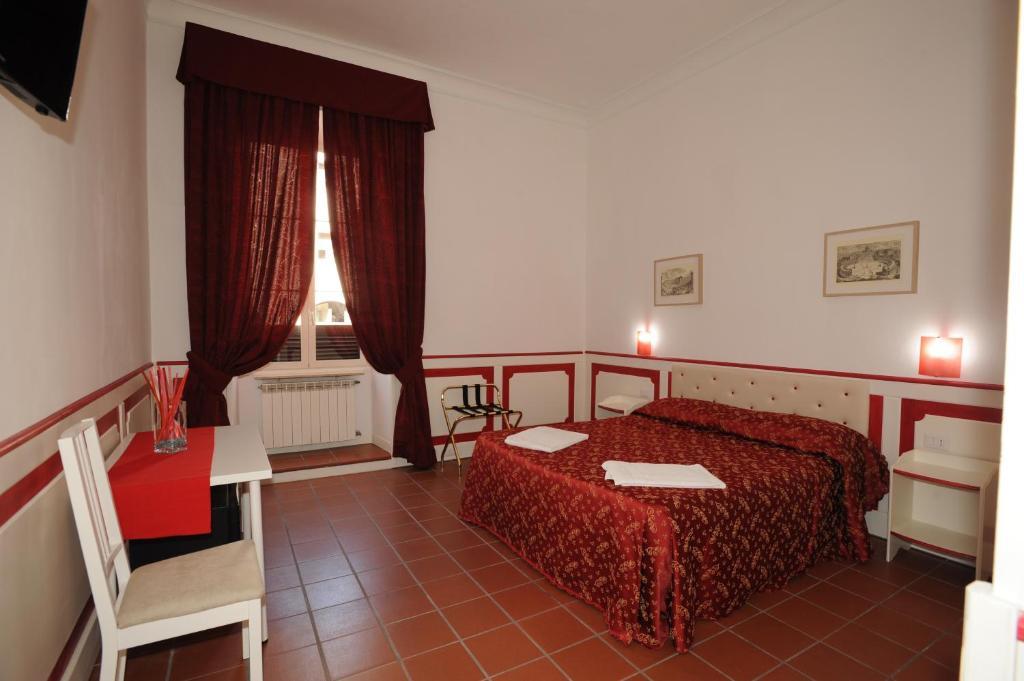 Cama ou camas em um quarto em Startermini