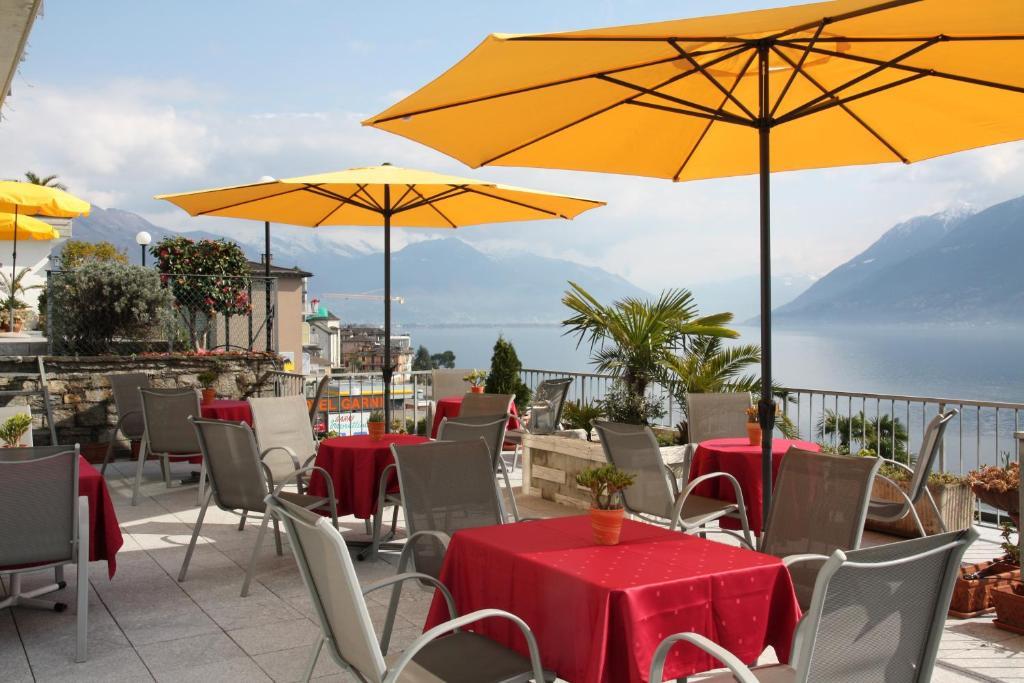 Ресторан / где поесть в Hotel Garni Morettina
