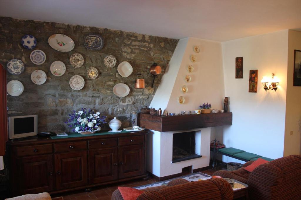 Cucina o angolo cottura di Cottage Lavanda