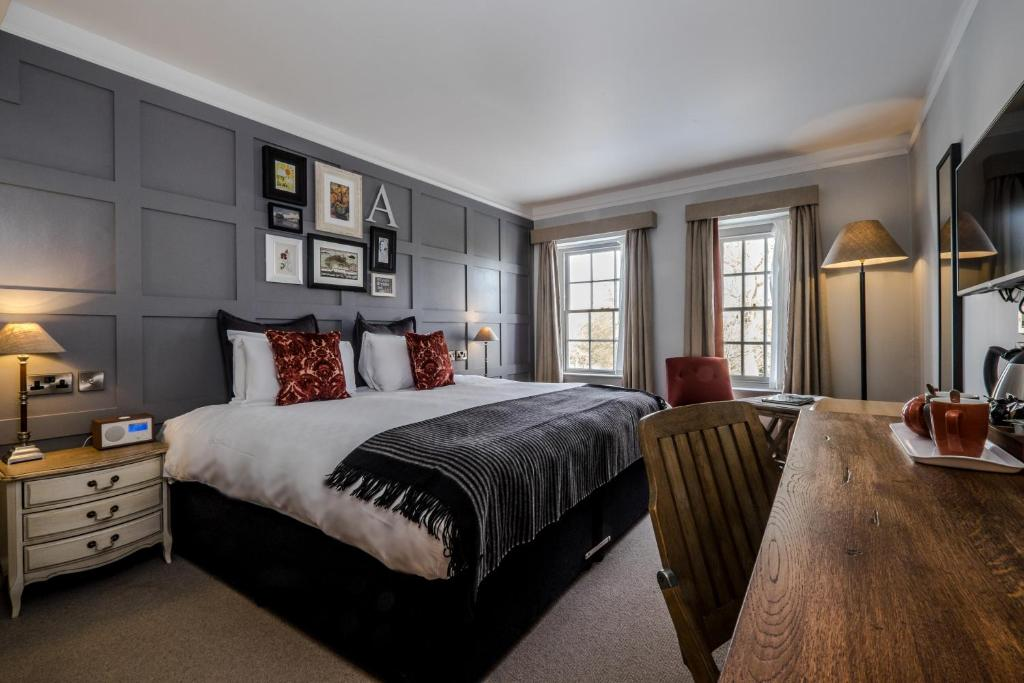 The Alexander Pope Hotel - Laterooms