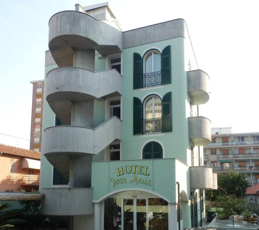 Hotel Jean Marie Arma di Taggia, Italy