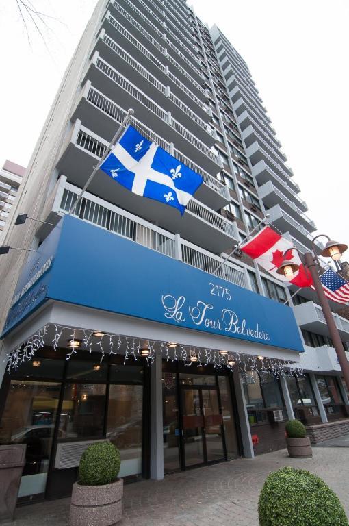 La Tour Belvédѐre Montreal Updated