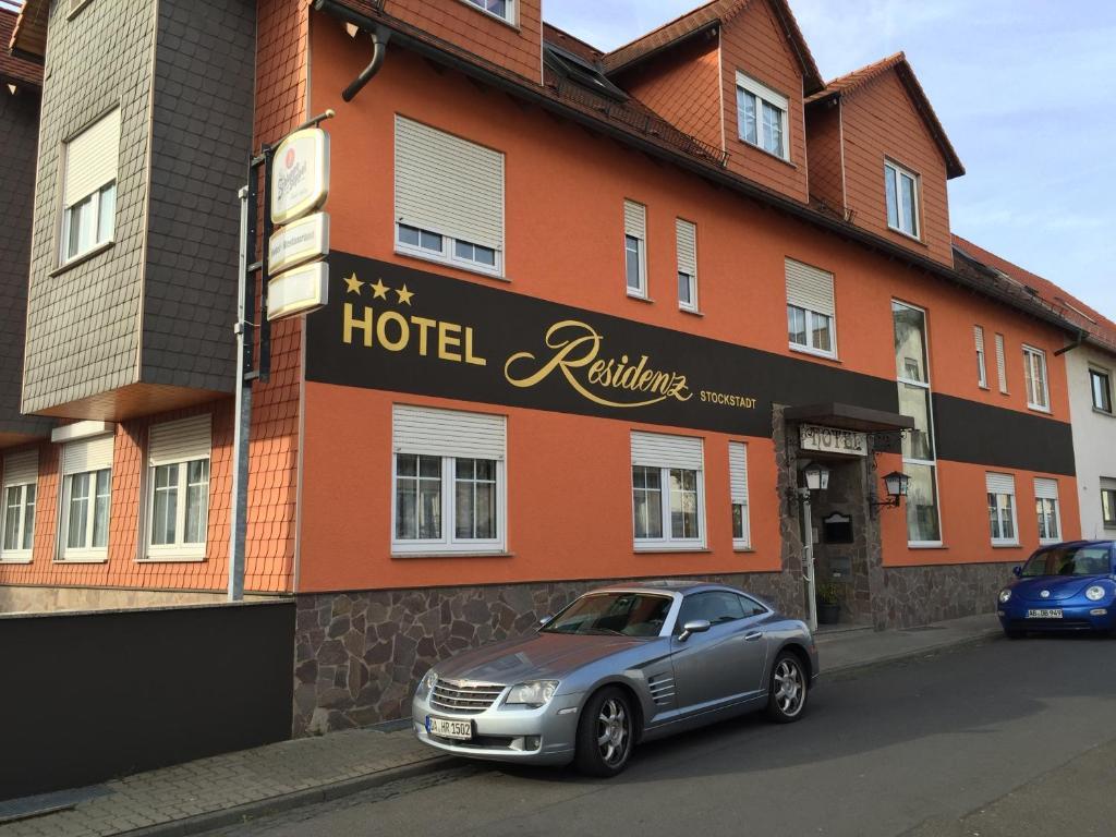 Hotel Residenz Stockstadt Stockstadt am Main, Germany