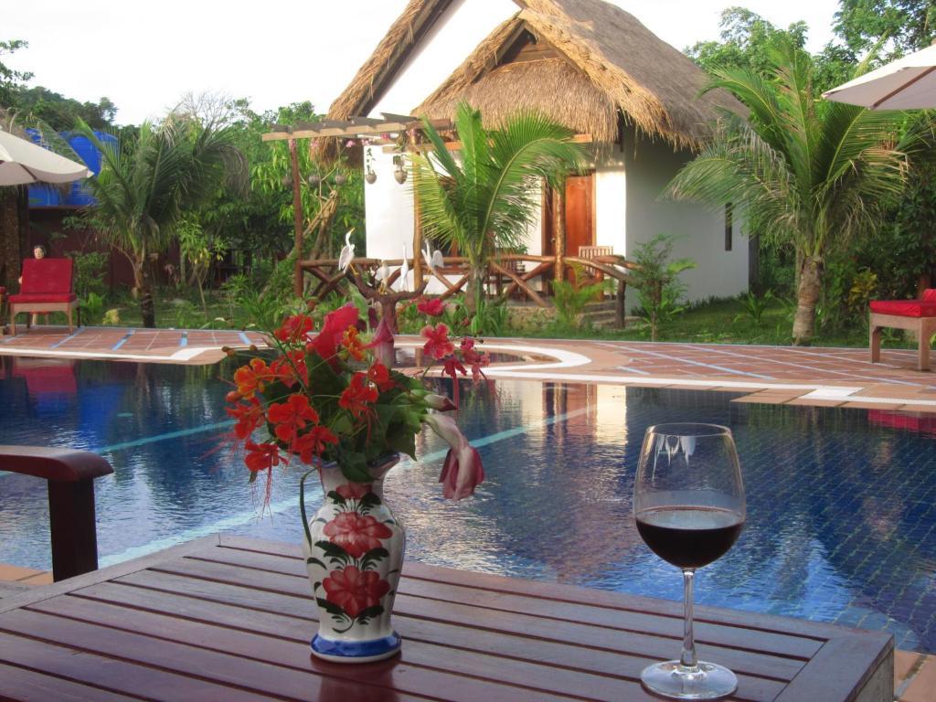 The swimming pool at or near Darica Resort