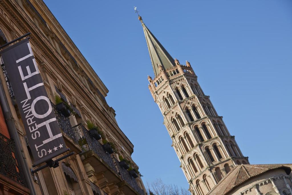 Hotel St Sernin Toulouse, France