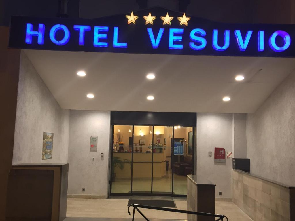 Hôtel Atrium Mondial - Laterooms