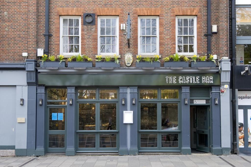 The Castle Cambridge - Laterooms