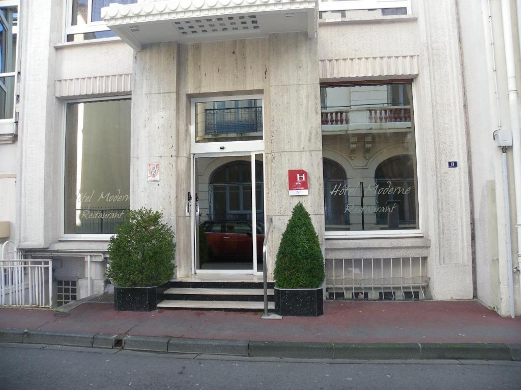 Hotel Moderne Vichy, France