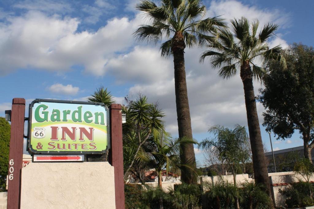 The Garden Inn and Suites Glendora.