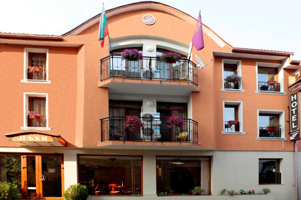Lucky Hotel Veliko Tarnovo, Bulgaria