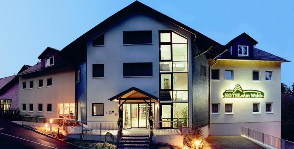 Hotel Am Wald Elgersburg, Germany
