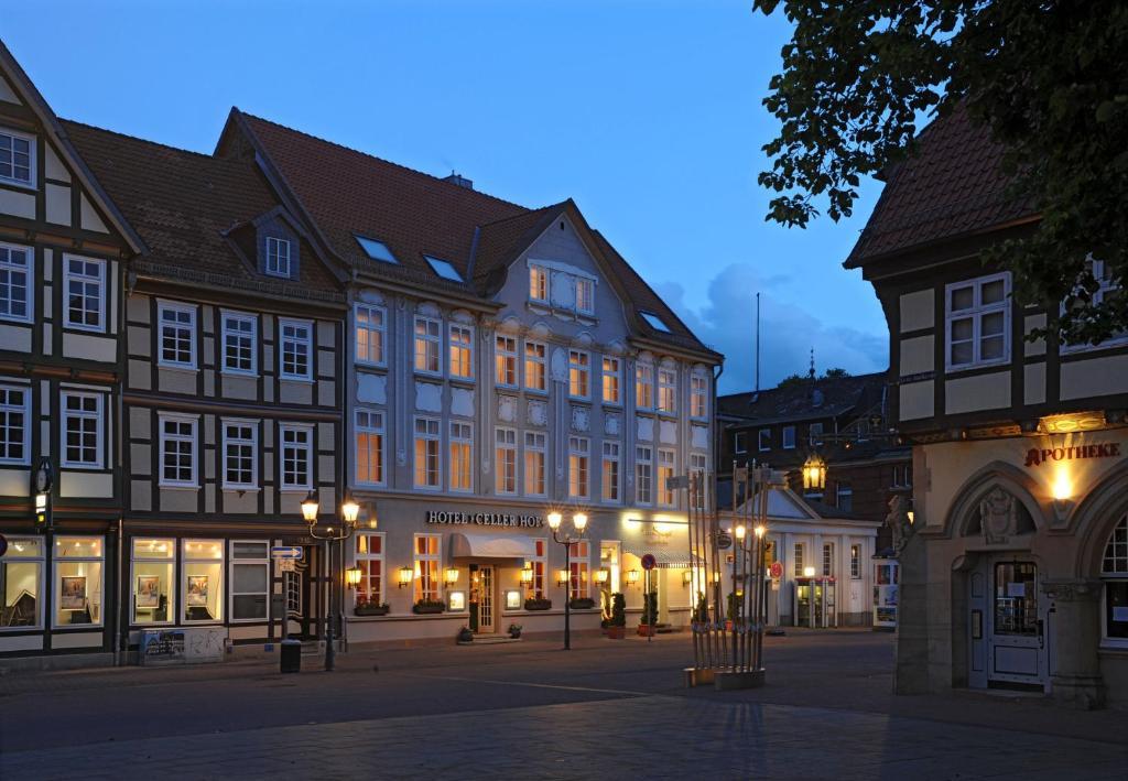 Celler Hof Celle, Germany