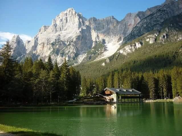 Chalet Al Lago San Vito di Cadore, Italy