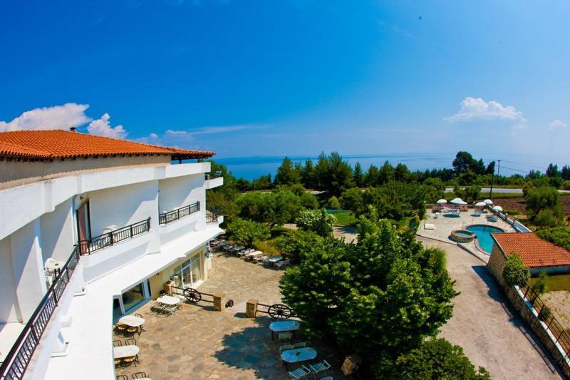 Pashos Hotel Kriopigi, Greece