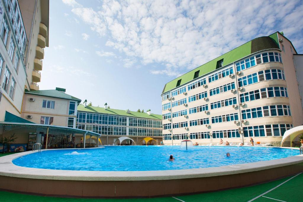 The swimming pool at or close to Sofia Resort