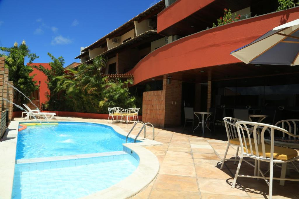 The swimming pool at or close to Soleil Garbos Hotel